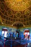 Inside the Sintra Palace