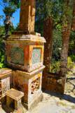 In Gardens of Monserrat Palace