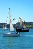 Nin'a is Sailing Again