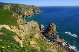 Cliffs on Atlantic Coast