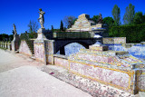 In Gardens of Queluz Palace