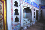 In Harem of Sultan's Palace