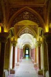 Passages in Monserrat Palace