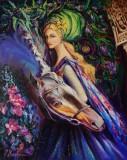 Fairy ( 80 x 100 cm )