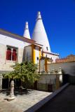 Chimneys of Sintra Palace