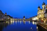Lucern by Night