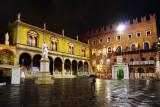 Dante Square in Verona