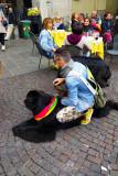 Street Scene, Bergamo