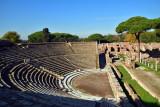 Amphitheatre in Ostia