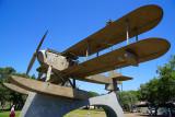 First Portuguese Transatlantic Airplane