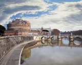 Castelo StAngelo in Rome