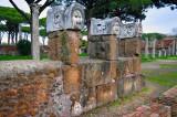 Ancient Theatre in Ostia