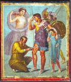 Fresco of Wounded, Herculaneum