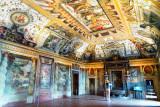 Frescoes of Villa D'Ester