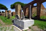 Pius IX Water Well, Ostia