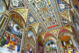 In Library of Siena Cathedral