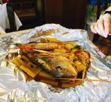 Seafood Bucatini
