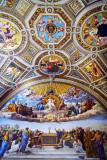 Rafael Hall, Vatican