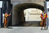 Guarding Vatican