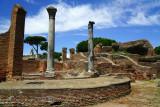 Marcus Marcellus Baths in Ostia