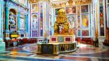 In Santa Maria Maggiore