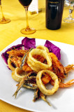 Seaplate in Napoli