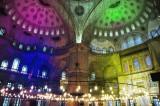 In Sulejman's Mosque