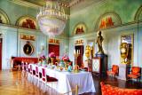 In Schloss Fasanerie