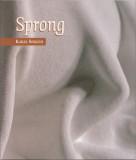 Als cover van dichtbundel Sprong van Karel Sergen