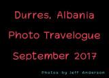 Durres, Albania (September 2017)