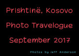 Prishtinë, Kosovo (September 2017)