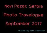 Novi Pazar, Serbia (September 2017)