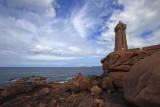 Bretagne, la côte de granit rose