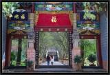 Golden Temple. Kunming.