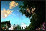 When Sky is the Mirror of the Earth. 2.