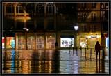 L'inconnue d'un soir de pluie.