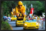 Tour de France in Brittany. (4)