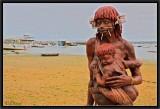 Yanomami with Child.