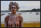 Aborigène. Australia.