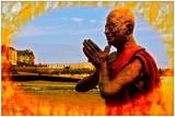 The Buddhist Monk.