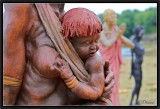 Enfant Yanomami.