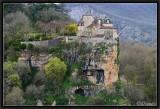 Un Château en Dordogne.