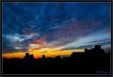 November Sunset.