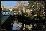 Pont-Aven, Soleil et Ombre.