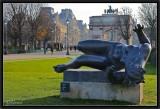 Jardin des Tuileries. Paris.