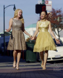 Deborah and Jessica