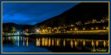 Galeton shines after dark