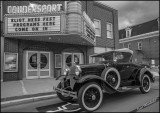 Ford at Coudersport theater