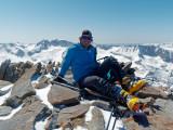 Summit (13,748ft; 4190m)