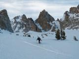 Approach to Matterhorn Peak